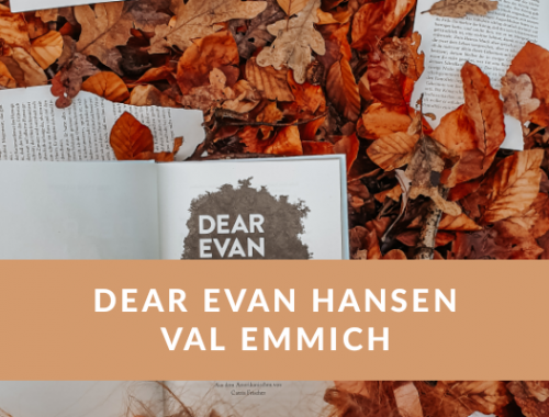 Dear Evan Hansen Rezension