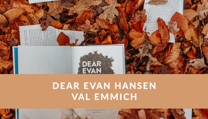 Dear Evan Hansen Rezension