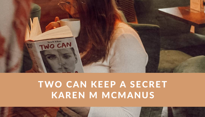 Two can keep a secret Rezension