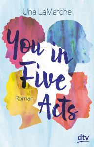 You in Five Acts Cover