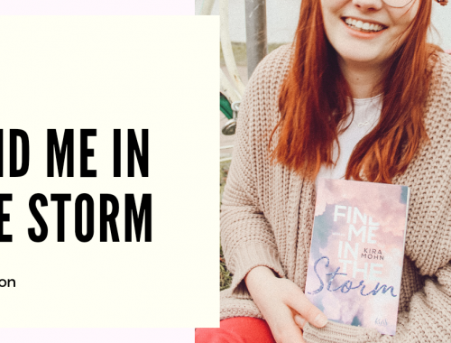 Find me in the Storm Rezension