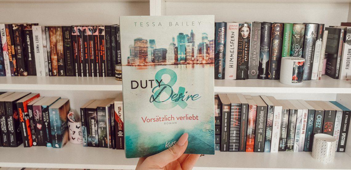 Duty & Desire Vorsätzlich verliebt Rezension
