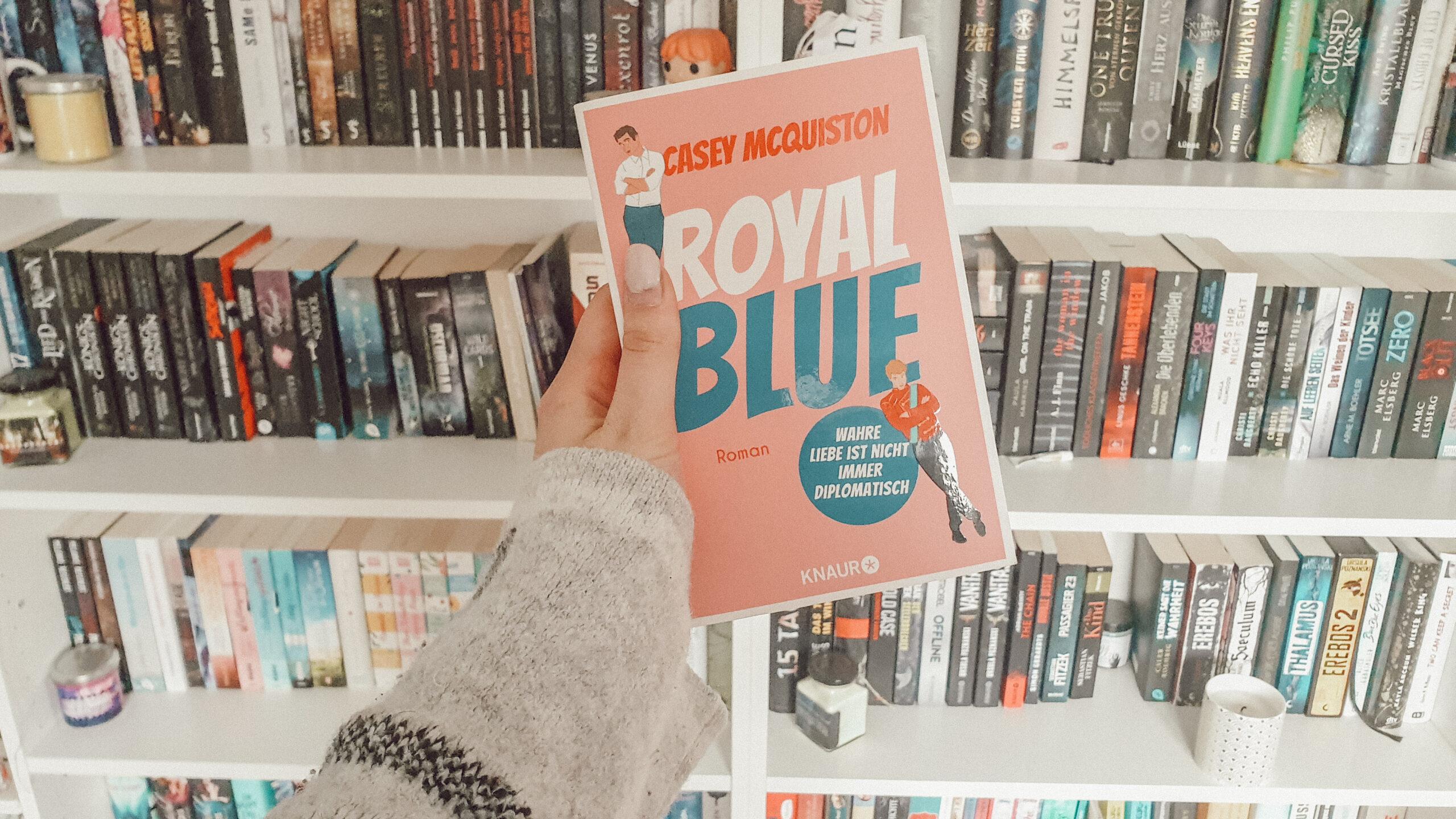 Royal Blue Rezension