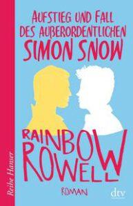 Austieg und Fall des außerordentlichen Simon Snow Rezension