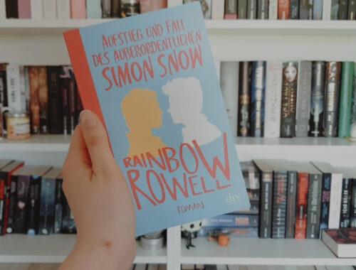 Aufstieg und Fall des außerordentlichen Simon Snow Rezension