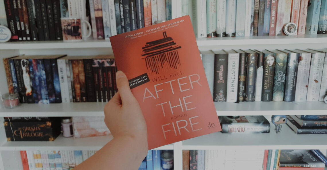 After the fire Rezension