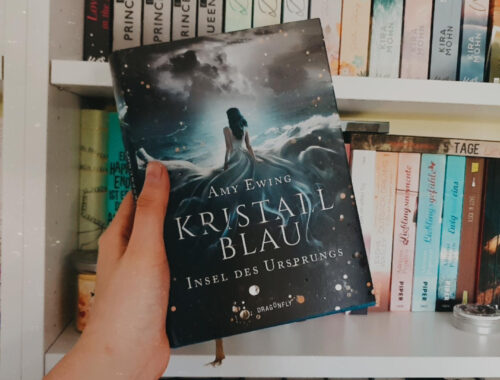 Kristallblau Rezension