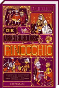 Pinocchio Schmuckausgabe Mina Lima Coppenrath