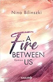A Fire between Us Cover