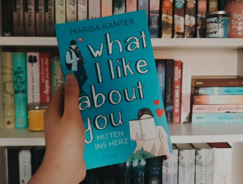 What I like about you Rezension
