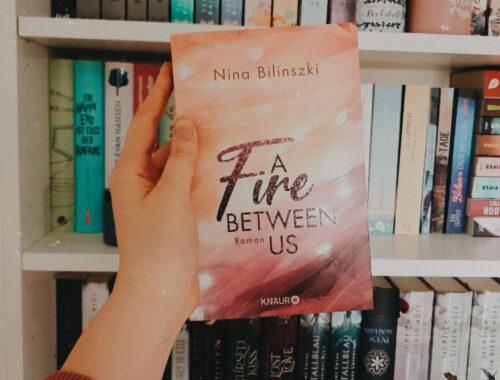 A Fire between Us Rezension