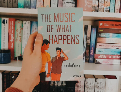 The Music of what Happens Rezension