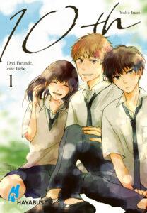 10th Drei Freunde, Eine Liebe Cover