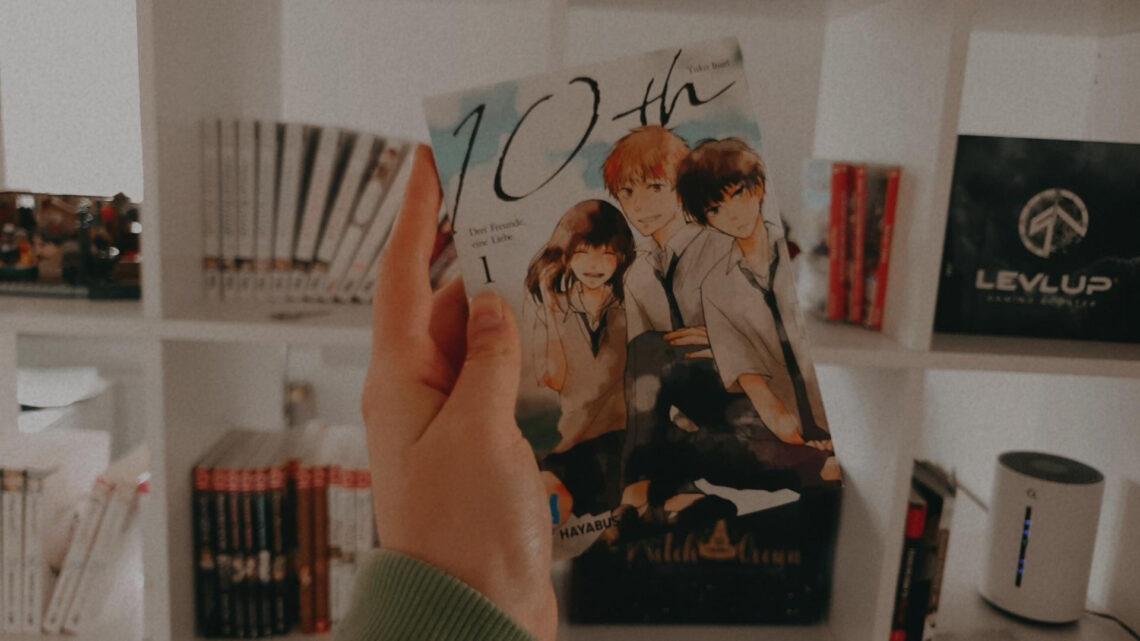 10th Drei Freunde, Eine Liebe Rezension