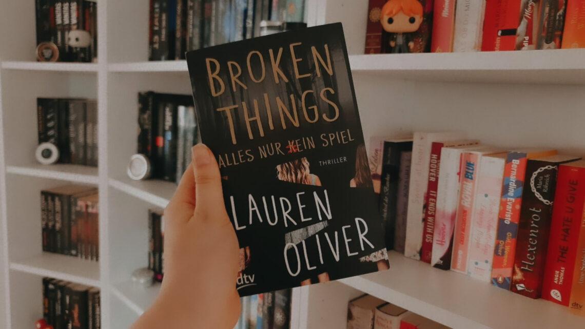Broken Things Rezension