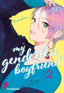 My Genderless Boyfriend 2 Cover