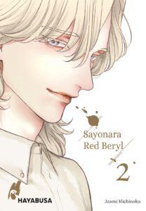 Sayonara Red Beryl Cover