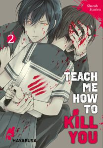 Teach me how to Kill you Cover