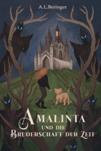 Amalintha und die Bruderschaft der Zeit Cover