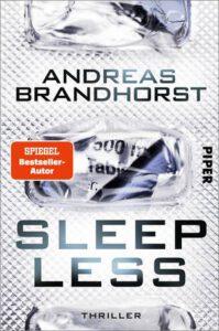 Sleepless Cover